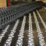 rubber-coated pintle bars | RIS Rubber