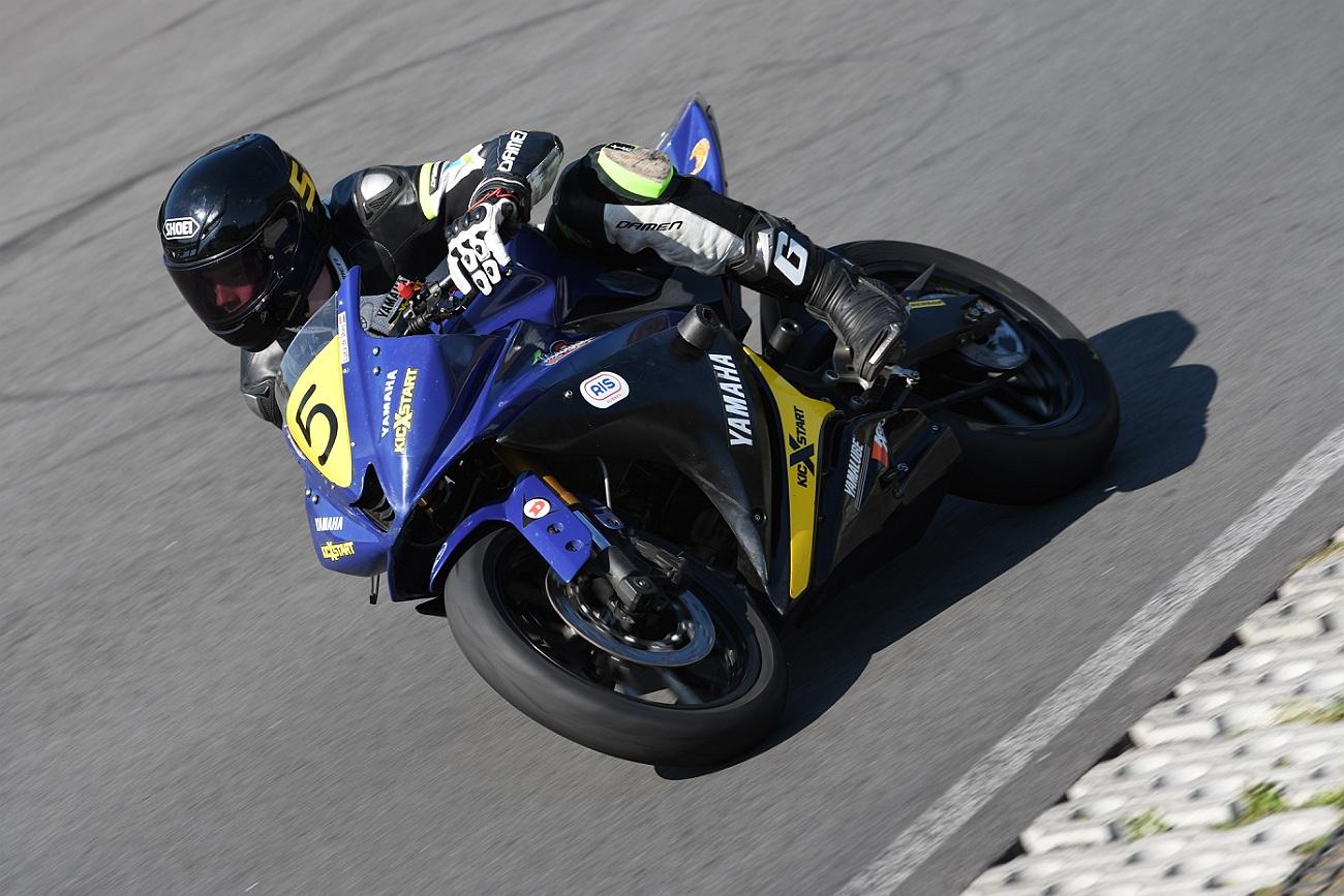 Ris rubber - Luca – Yamaha R125