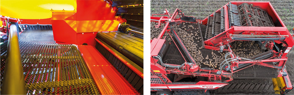 Grimme Ricon agricultural machines