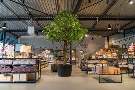 Example artificial tree