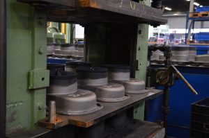 Production process RIS Rubber