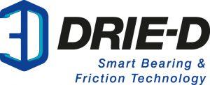 Drie-D logo - RIS Rubber