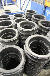 Herstellung von Gummiprodukten | RIS Rubber
