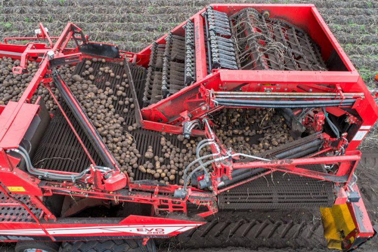 Grimme Ricon landbouwmachines