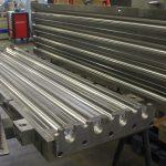 Matrijs productie rubber rollen | RIS Rubber