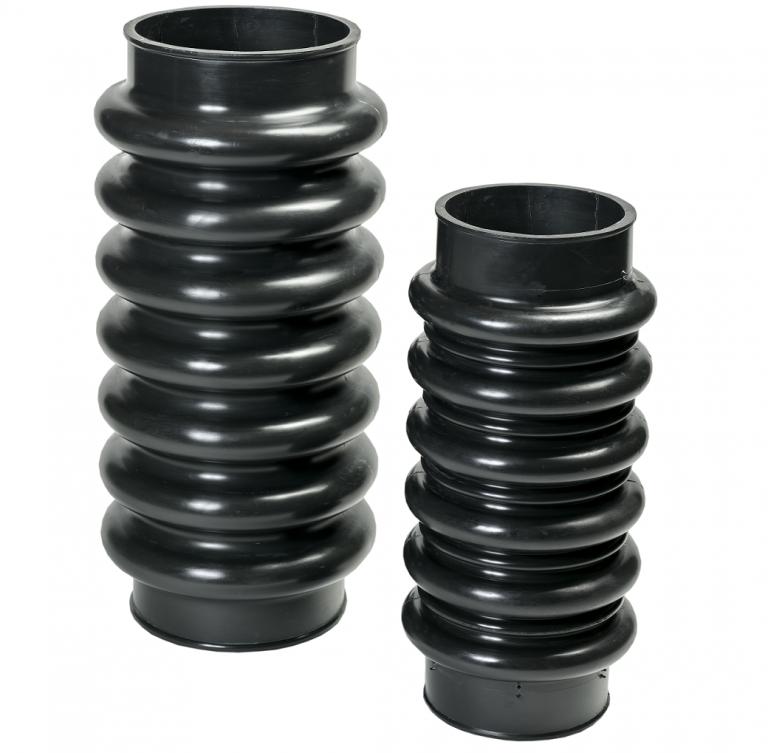 Waarom kan je met rubber trillingen absorberen | RIS Rubber